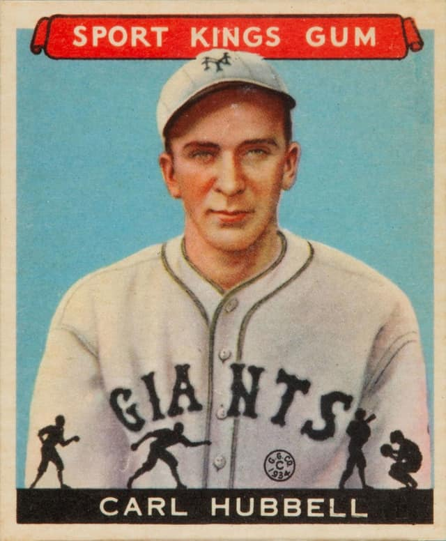 Friends of the Haworth Library will celebrate Carl Hubbell Day on April 24.