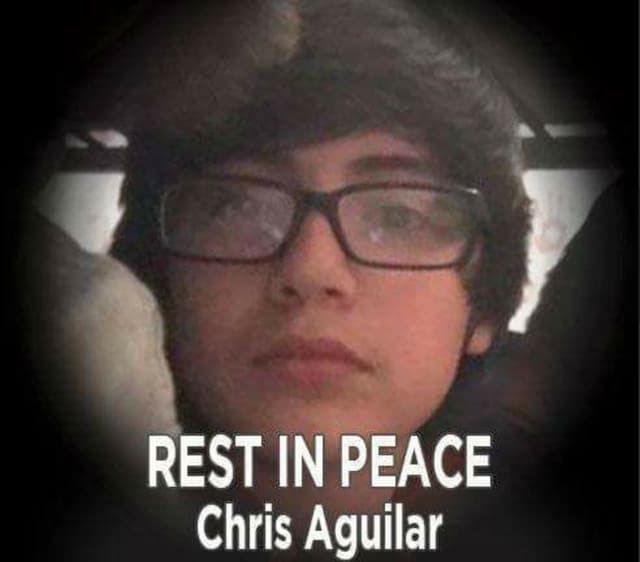 Port Chester continues to mourn the loss of Chris Aguilar.