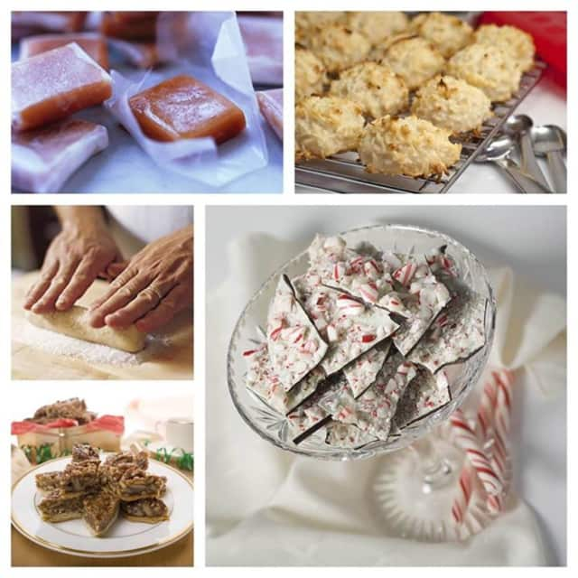 The Culinary Institute of America has holiday cookie recipes to try.