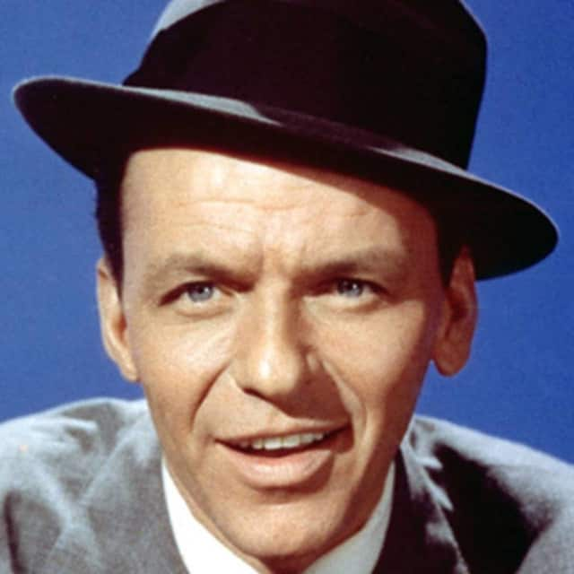 Iconic singer and Hoboken, N.J. native Frank Sinatra lived in Hasbrouck Heights for several years in the 1940s with his first wife and first child. Ol' Blue Eyes would have been 101 today, Dec. 12.