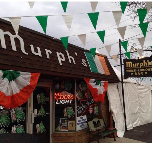 Murph's Tavern is located on Union Boulevard in Totowa.