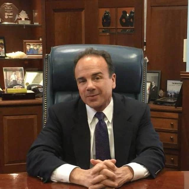 Bridgeport Mayor Joe Ganim is pushing for legalized recreational marijuana.