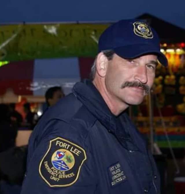David Kurz, former Fort Lee police officer.