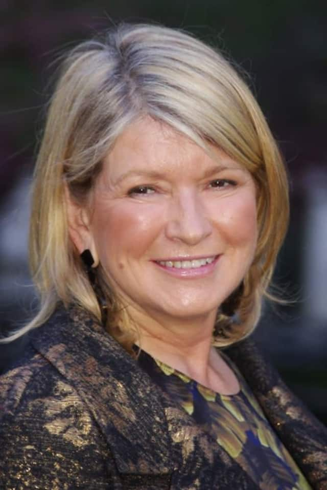 Martha Stewart was recently spotted at Dr. Mike's in Bethel.