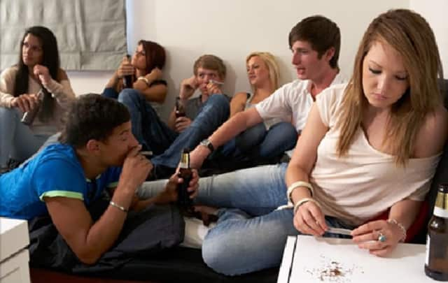 UCC Church in Cresskill will host a seminar to help parents identify signs of teen drug and alcohol abuse.
