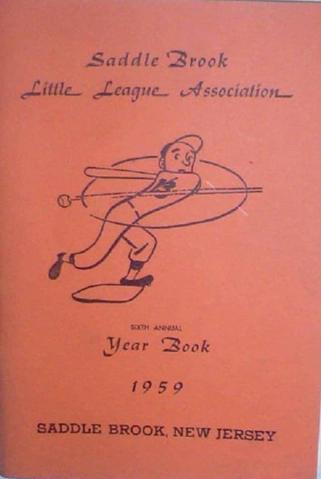 The SBLL posted a picture of this 57-year-old yearbook, just in time for baseball season.