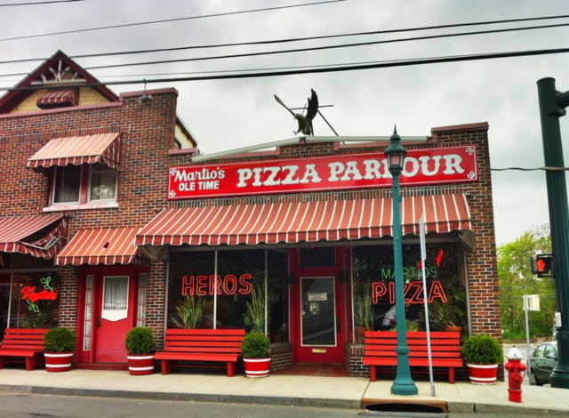 Martio's Pizza in Nanuet has been serving great pizza since 1958.