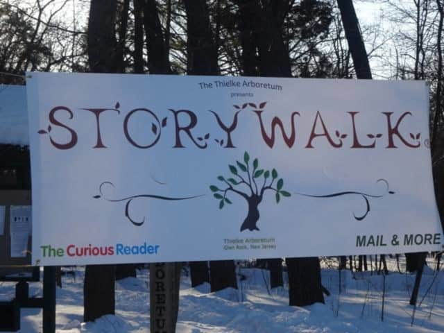 """The Winter StoryWalk at Thielke Arboretum starts Jan. 9 and features """"Big Snow"""" by Jonathan Bean."""