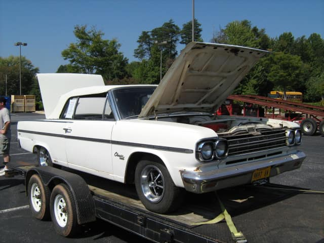The seventh annual Pawling Car Show is scheduled for May 22 on Colman Boulevard in Pawling.