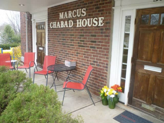 Marcus Chabad House in Teaneck.