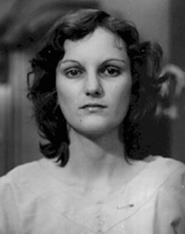 Patty Hearst in 1975.