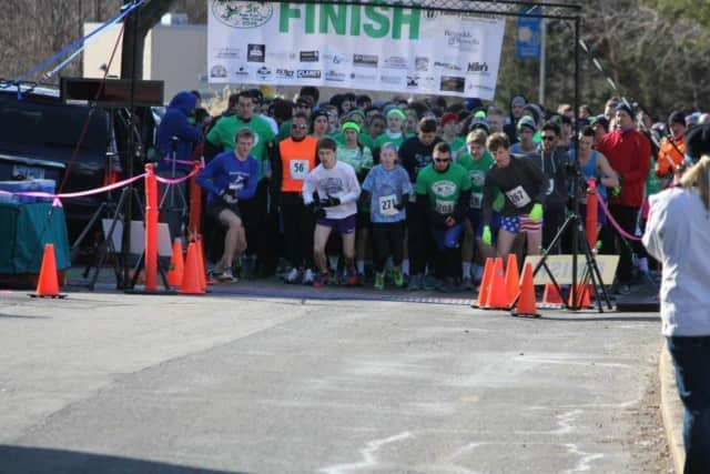 The Brookfield High School Lacrosse teams will hold their 4th annual Shamrock 5K Run for the Goal on Sunday, March 20 at the school.