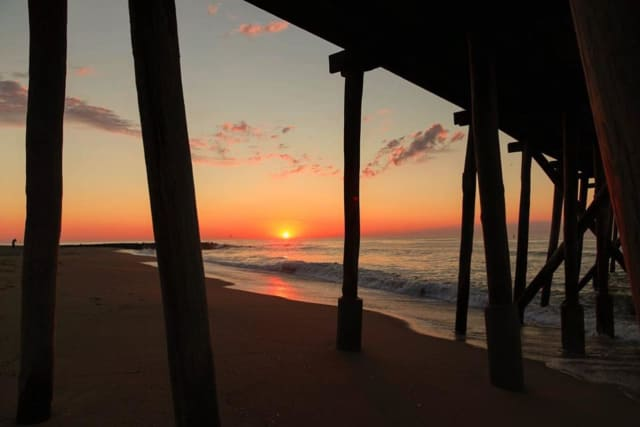 Beaches have reopened on the Jersey Shore.