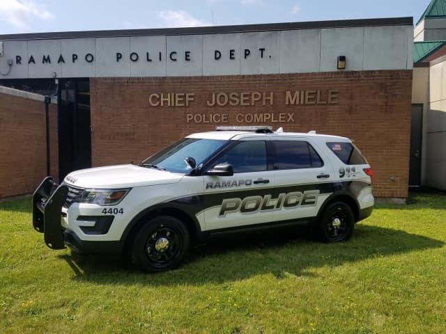 The Ramapo Police Department.