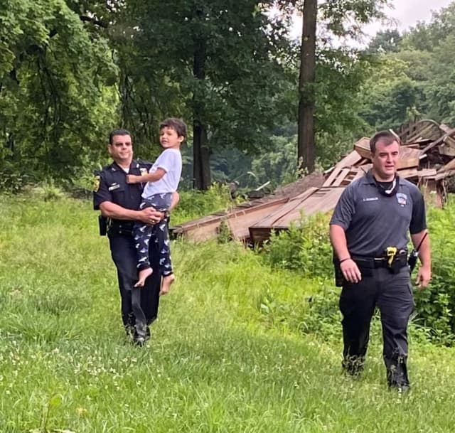 A 6-year-old missing boy was found safe with the help of numerous agencies.