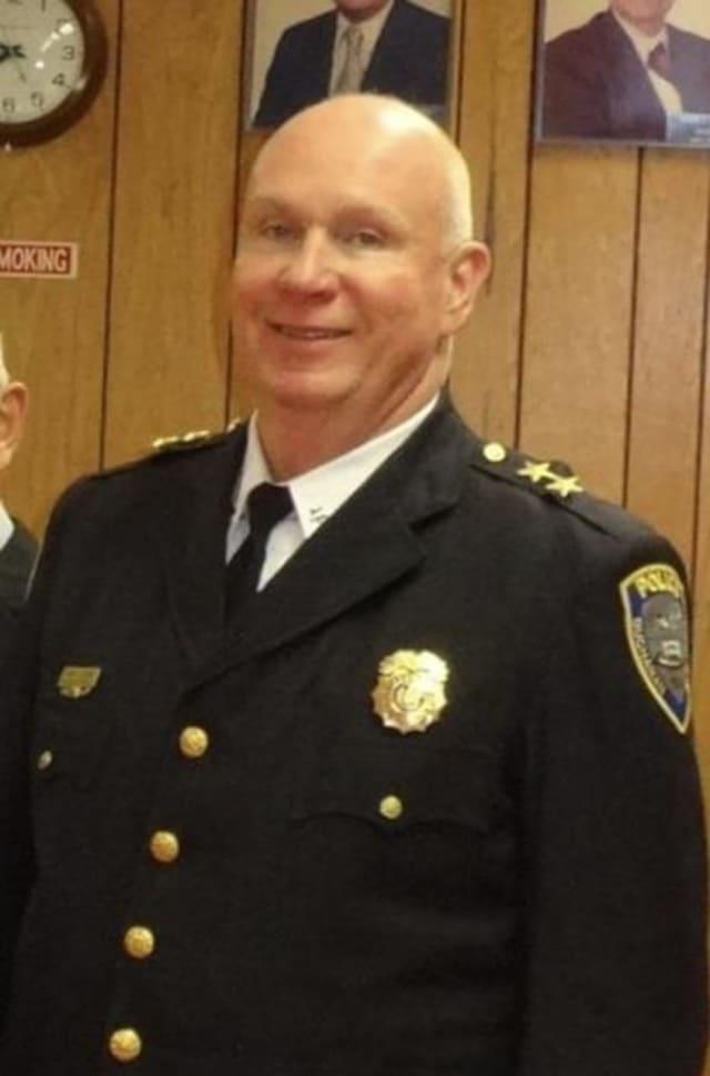 Chief Brian J. Tubbs