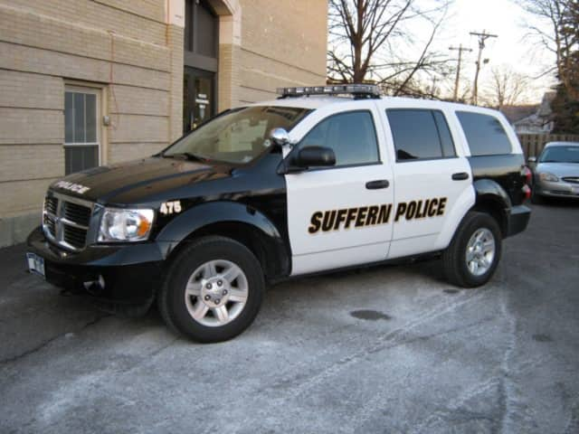 Suffern police are urging people not to accept rides from strangers, or even people they don't know well, after an incident at a rest stop on the state Thruway in Sloatsburg.