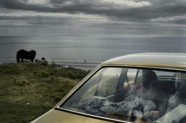 County Kerry, West Coast, Ireland, 1988. © Harry Gruyaert/Magnum Photos.