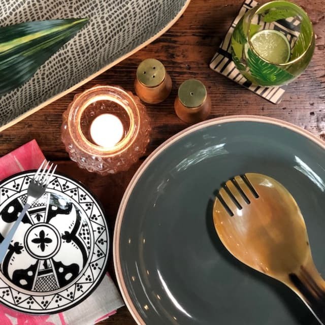 More than 40 featured collections of the PORCH Home + Gifts online store include serving pieces, glassware, candles, décor essentials and distinctive gifts. Courtesy PORCH Home + Gifts.