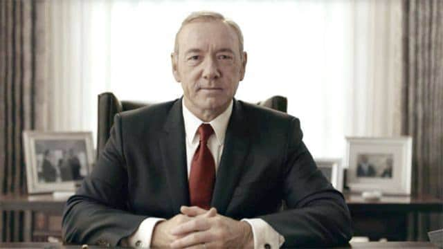 Kevin Spacey was born in New Jersey.