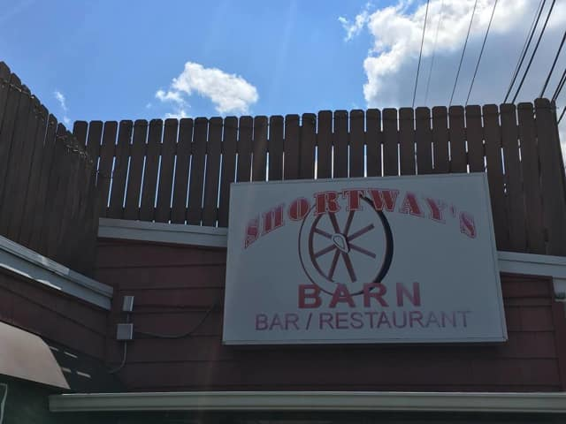 Shortway's Barn in Hawthorne is on the market.