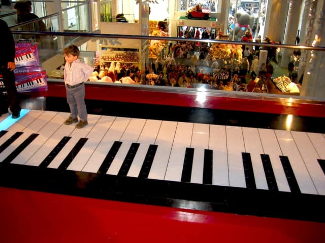 FAO Schwarz will be opening locations in Bon-Ton stores around the country including Newburgh.