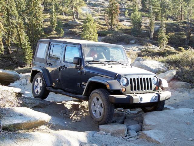 Contestants will be eligible to win a 2016 Jeep Wrangler Sahara (not actual prize).