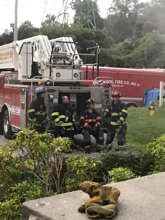 The Croton-on-Hudson Fire Department responded to the local Metro-North station multiple times recently as they keep the community safe.