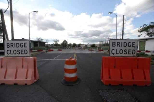 The Fulton Avenue Drawbridge will be closed beginning on Jan. 4 between Mount Vernon and Pelham Manor