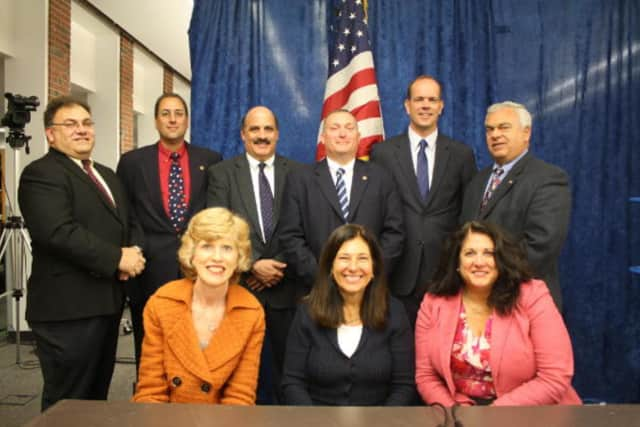 The Eastchester Board of Education is seeking qualified candidates to replace the vacant position following the resignation of longtime Trustee John Curcio.