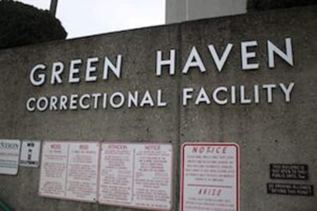 Six correction officers were injured Tuesday at Green Haven Correctional Facility in Stormville.