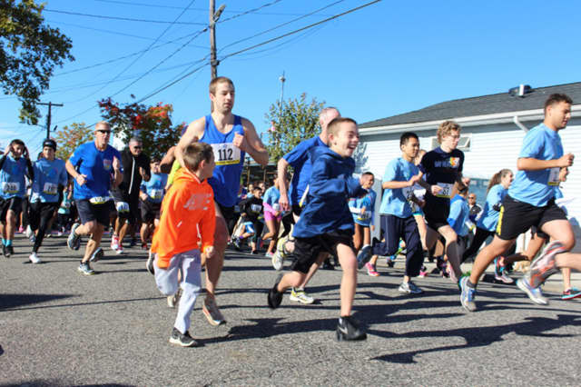 The annual Mayor's 5K on Oct. 11 will benefit Cystic Fibrosis.