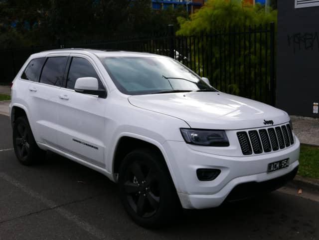 A 2015 Jeep Cherokee was stolen from a Glen Rock driveway last week.