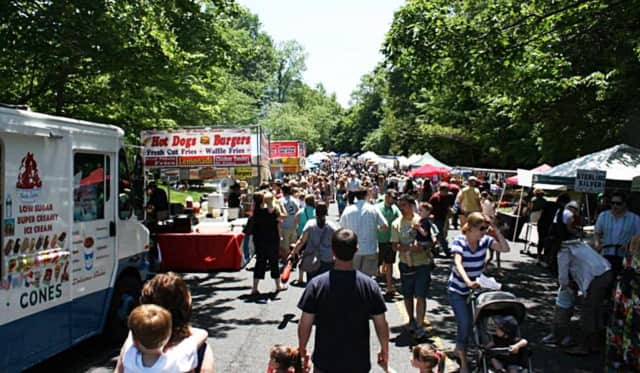 Come out and take in the plethora of vendors and entertainment at the Montvale Street Fair.