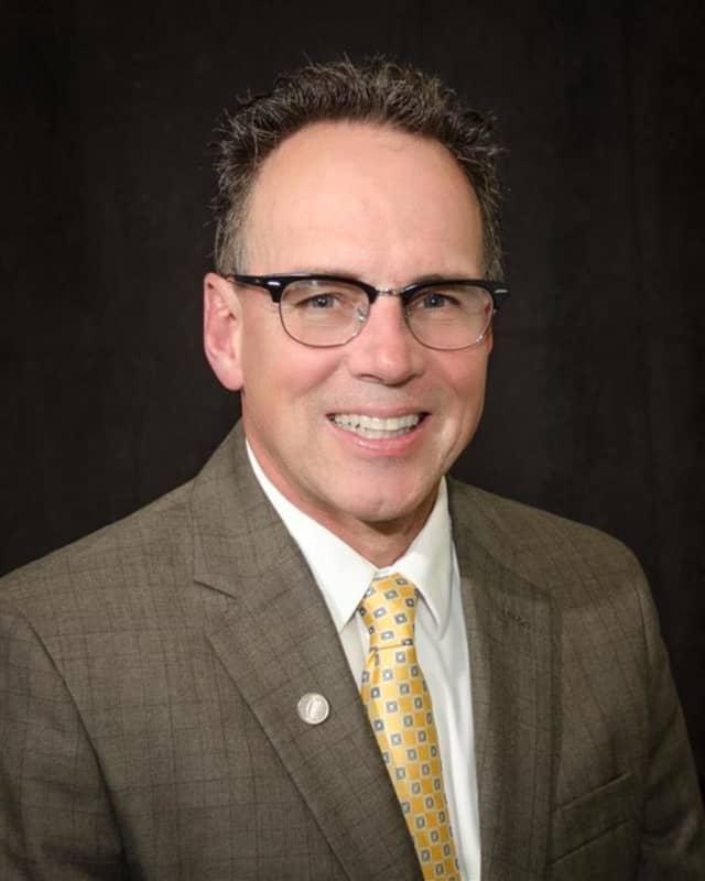 Clarkstown Schools Superintendent Martin Cox