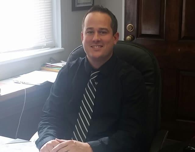 Union School Principal Kurt Schweitzer.