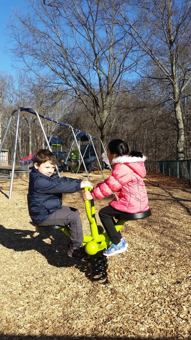 The spring-like weather will allow for outdoor play Tuesday and Wednesday.