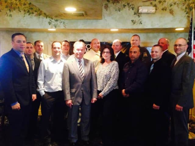 Rockland County Executive Ed Day along with Rockland County Stop-DWI Coordinator Leslie Berger and the county's top DWI officers are ready to crack down during the holiday weekend.