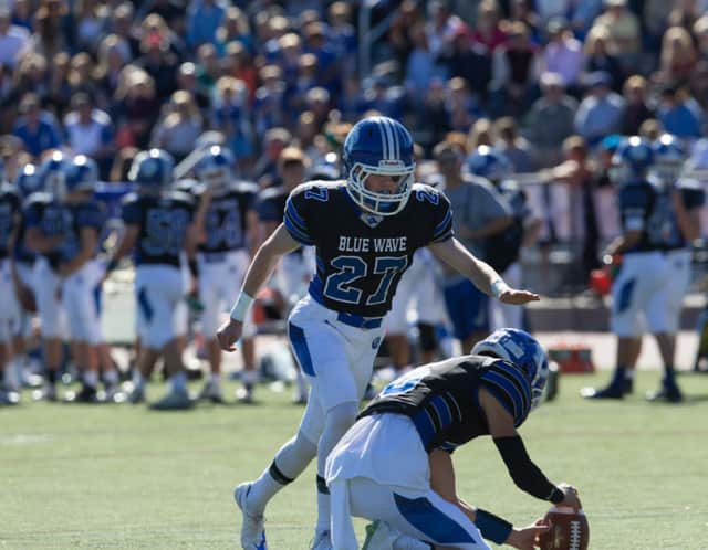 Darien is among the several Fairfield County teams competing in the CIAC Football Playoffs beginning Tuesday.