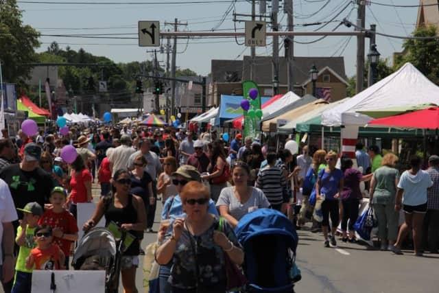2015 Nanuet Street Fair
