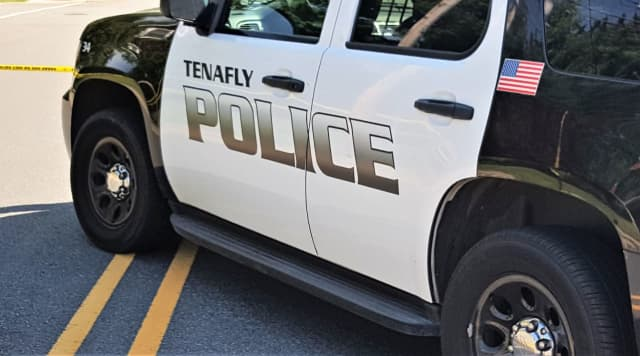 Authorities asked that anyone who might have seen something or has surveillance video or information that could help catch the robber contact Tenafly police: (201) 568-5100.