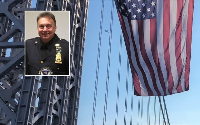 Port Authority Police Sgt. Michael Barry