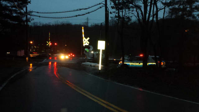 Gov. Andrew Cuomo has signed legislation beefing up rules for rail crossings like this one at Commerce Street in Valhalla.