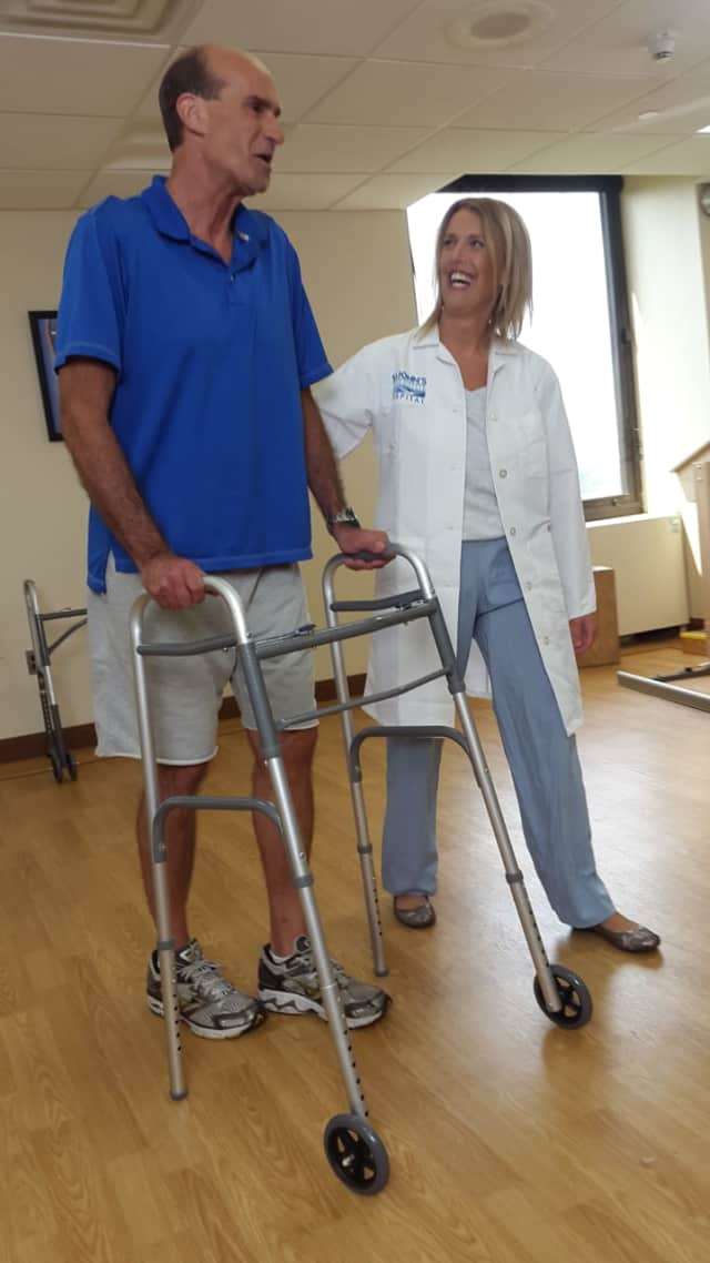 The Westchester Orthopedic Center is helping those suffering from chronic hip and leg pain get back on their feet.