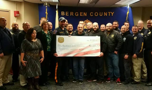 BCSO officers raised $21,000.