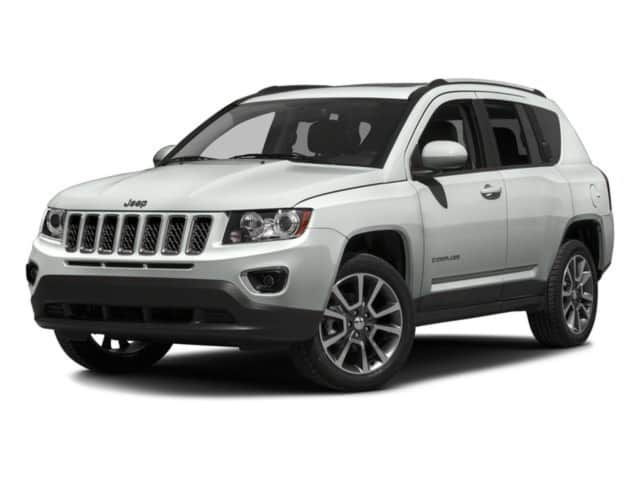 A 2016 Jeep Compass Latitude is one of the best deals on Daily Voice Autos this week.