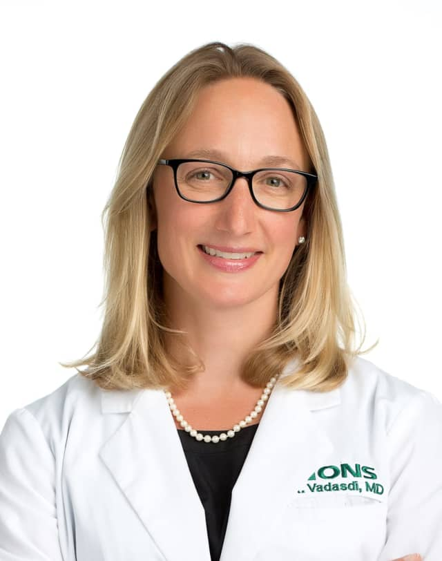 Dr. Katherine Vadasdi, Director, Women's Sports Medicine Center, Orthopaedic & Neurosurgery Specialists
