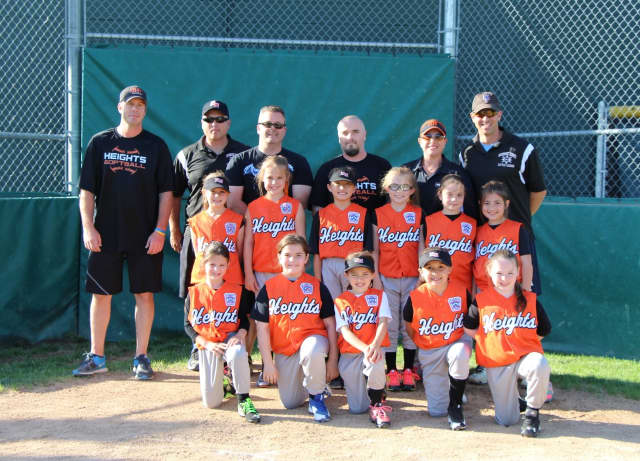 The Little Lady Aviators of Hasbrouck Heights.