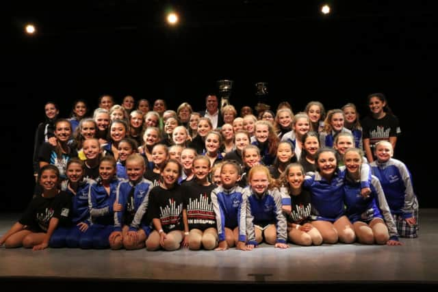 Performers from D'Valda & Sirico Dance and Music Centre will celebrate winning two prestigious national titles this Friday and offer a free community dance day Saturday.