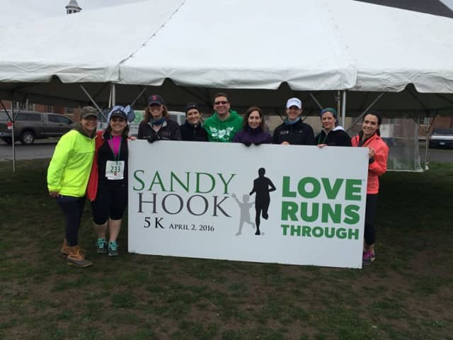 The race committee for the Sandy Hook 5k helped put on a race that has been widely acclaimed.